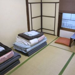 Отель Khaosan Tokyo Laboratory Токио комната для гостей фото 4