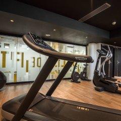 Отель Kyriad Bercy Village Париж фитнесс-зал фото 4