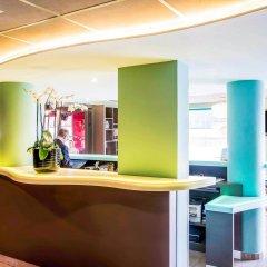 Отель ibis Styles Lyon Confluence интерьер отеля