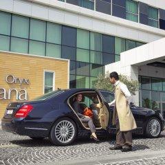 Отель Oryx Rotana городской автобус
