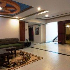 Отель View Bhrikuti Непал, Лалитпур - отзывы, цены и фото номеров - забронировать отель View Bhrikuti онлайн интерьер отеля фото 2