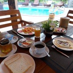 Отель tropical heaven's garden samui питание