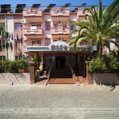 Отель Rosy Apart пляж
