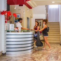 Hotel Consul интерьер отеля