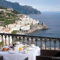 Отель NH Collection Grand Hotel Convento di Amalfi Италия, Амальфи - отзывы, цены и фото номеров - забронировать отель NH Collection Grand Hotel Convento di Amalfi онлайн балкон
