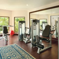 Отель Trident, Jaipur фитнесс-зал фото 2