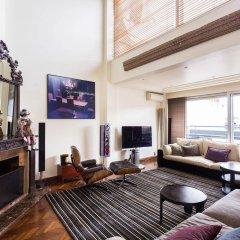 Отель onefinestay - Montparnasse Apartments Франция, Париж - отзывы, цены и фото номеров - забронировать отель onefinestay - Montparnasse Apartments онлайн комната для гостей фото 4