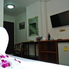 Отель Karon Sunshine Guesthouse & Bar удобства в номере фото 2