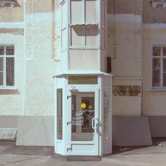 Мини-Отель Агиос на Курской вид на фасад фото 5