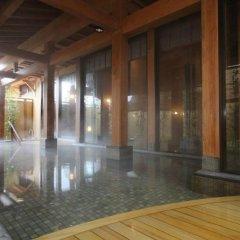 Отель Misasa Yakushinoyu Mansuirou Мисаса бассейн