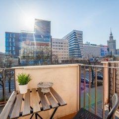 Отель Little Home - Dexter 2 Польша, Варшава - отзывы, цены и фото номеров - забронировать отель Little Home - Dexter 2 онлайн балкон
