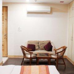 Отель River view Индия, Нью-Дели - отзывы, цены и фото номеров - забронировать отель River view онлайн балкон