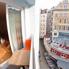 Отель Joe's Apartments - Walfischgasse 9 Австрия, Вена - отзывы, цены и фото номеров - забронировать отель Joe's Apartments - Walfischgasse 9 онлайн балкон