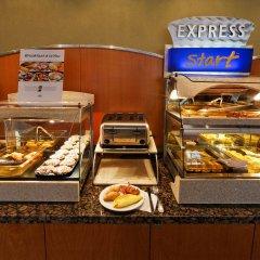Отель Holiday Inn Express Quebec City - Sainte Foy Канада, Квебек - отзывы, цены и фото номеров - забронировать отель Holiday Inn Express Quebec City - Sainte Foy онлайн питание фото 3