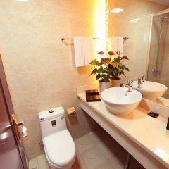 Отель Long Hai Сиань ванная