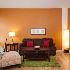 Отель Sunshine Suites at 417 США, Лос-Анджелес - отзывы, цены и фото номеров - забронировать отель Sunshine Suites at 417 онлайн комната для гостей фото 5