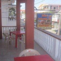 Отель Julian Guest House Гайана, Джорджтаун - отзывы, цены и фото номеров - забронировать отель Julian Guest House онлайн балкон