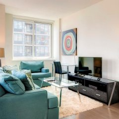 Отель M2 США, Джерси - отзывы, цены и фото номеров - забронировать отель M2 онлайн комната для гостей фото 2