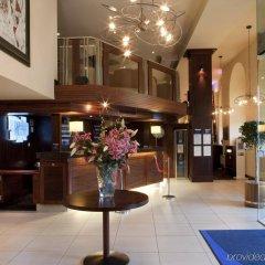 Отель Holiday Inn Express Edinburgh City Centre Эдинбург интерьер отеля