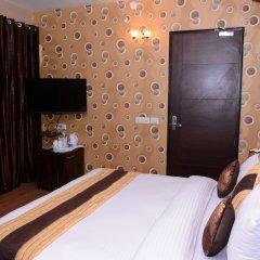 Hotel S. K Crown Park Naraina комната для гостей фото 4