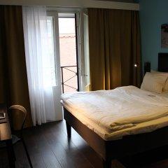 Отель First Norrtull Стокгольм комната для гостей фото 4