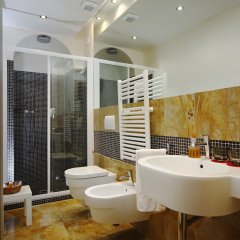 Отель Relais Piazza Signoria Флоренция ванная