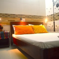 Tribee Kinh Hostel сейф в номере
