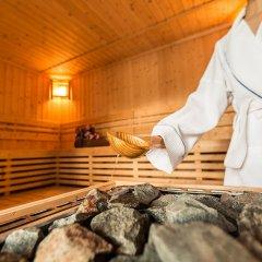 Отель Das Bergland - Vital & Activity Италия, Горнолыжный курорт Ортлер - отзывы, цены и фото номеров - забронировать отель Das Bergland - Vital & Activity онлайн сауна