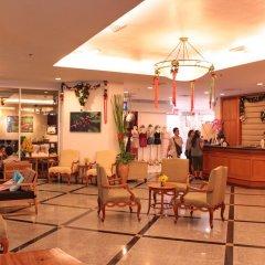 Отель Grand Diamond Suites Hotel Таиланд, Бангкок - отзывы, цены и фото номеров - забронировать отель Grand Diamond Suites Hotel онлайн интерьер отеля