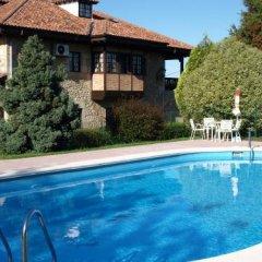 Hotel Siglo XVIII бассейн фото 3