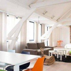 Апартаменты Apartments Smartflats Saint-Géry Garden Flats Брюссель питание фото 2