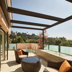Отель Bel-Air США, Лос-Анджелес - отзывы, цены и фото номеров - забронировать отель Bel-Air онлайн балкон