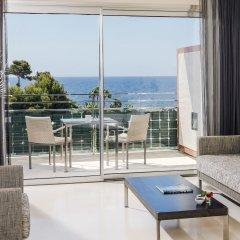 Aguas de Ibiza Grand Luxe Hotel комната для гостей фото 3
