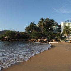 Отель Boca Chica Мексика, Акапулько - отзывы, цены и фото номеров - забронировать отель Boca Chica онлайн пляж