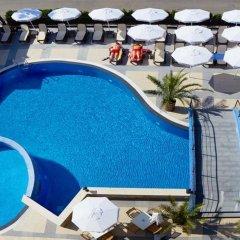 Отель Nobel All Inclusive Болгария, Солнечный берег - отзывы, цены и фото номеров - забронировать отель Nobel All Inclusive онлайн бассейн фото 3