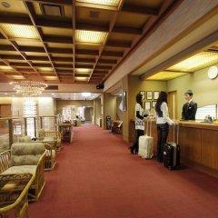 Отель Misasa Yakushinoyu Mansuirou Мисаса развлечения