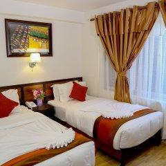 Отель Himalayan Oasis Непал, Катманду - отзывы, цены и фото номеров - забронировать отель Himalayan Oasis онлайн комната для гостей фото 2