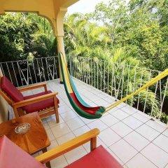 Отель Seastar Inn балкон