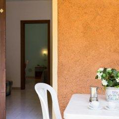 Отель Residence Il Paradiso Гуардисталло балкон