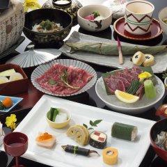 Tsuetate Kanko Hotel Hizenya Минамиогуни питание
