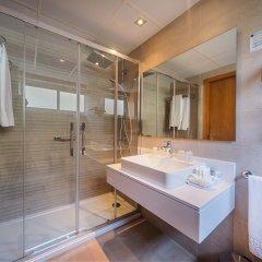 Hotel San Cristóbal ванная