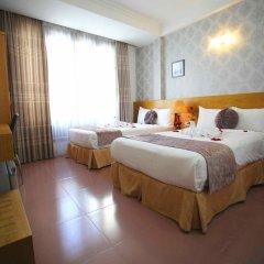 Отель Madam Moon Hotel Вьетнам, Ханой - отзывы, цены и фото номеров - забронировать отель Madam Moon Hotel онлайн комната для гостей фото 4