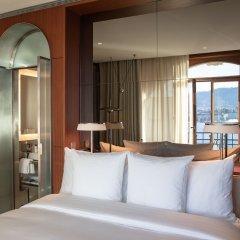 Отель La Réserve Eden au Lac Zurich Швейцария, Цюрих - отзывы, цены и фото номеров - забронировать отель La Réserve Eden au Lac Zurich онлайн комната для гостей