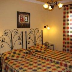 Отель Villa Rosal Испания, Кониль-де-ла-Фронтера - отзывы, цены и фото номеров - забронировать отель Villa Rosal онлайн комната для гостей фото 5