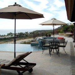 Отель Villa Vista del Mar Querencia Мексика, Сан-Хосе-дель-Кабо - отзывы, цены и фото номеров - забронировать отель Villa Vista del Mar Querencia онлайн бассейн фото 2