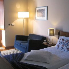 Отель Quinta De Tourais Португалия, Ламего - отзывы, цены и фото номеров - забронировать отель Quinta De Tourais онлайн комната для гостей фото 4