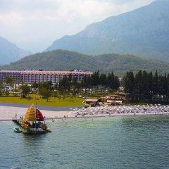 Rox Royal Hotel Турция, Кемер - 4 отзыва об отеле, цены и фото номеров - забронировать отель Rox Royal Hotel онлайн приотельная территория