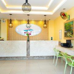 Отель Waterfront Hoi An Resort интерьер отеля фото 2