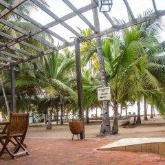 Отель Anomabo Beach Resort пляж