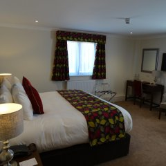 Nailcote Hall Hotel комната для гостей